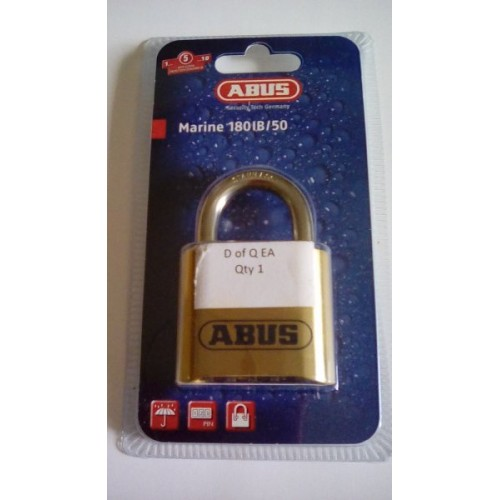 ABUS 180IB All Weather Heavy Duty Combination Padlock