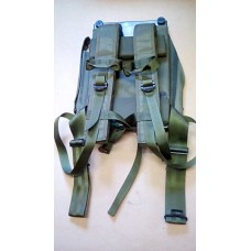 RACAL PANTHER,JAGUAR BACK PACK FRAME AND HARNESS ASSY