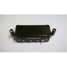 RACAL RF DETECTOR BOX BNC / BNC