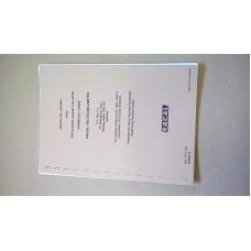 RACAL (SPANISH) BCC 72 USER MANUAL