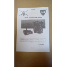 UKPRC346 RADIO SYSTEM HANDOUT MANUAL